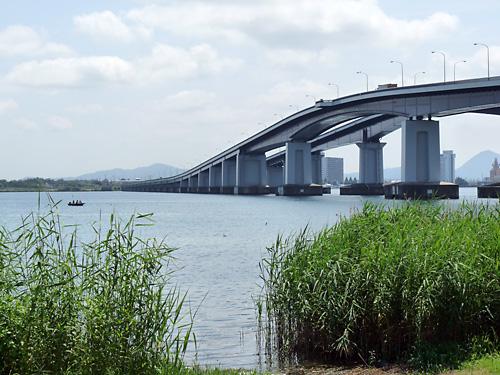 びわ湖大橋イメージ